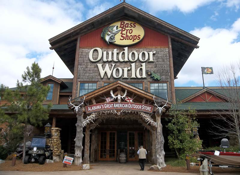 Bass Pro Shop and Nature Park