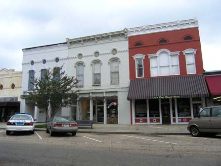 Commercial District Eufaula