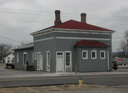 Cross Plains Depot and Museum